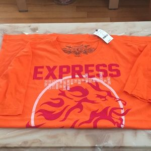 Express men's t-shirt. XXL new
